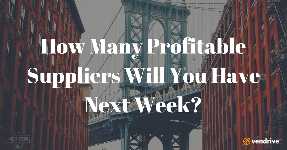 How Many Profitable wholesale Suppliers Will You Have Next Week_